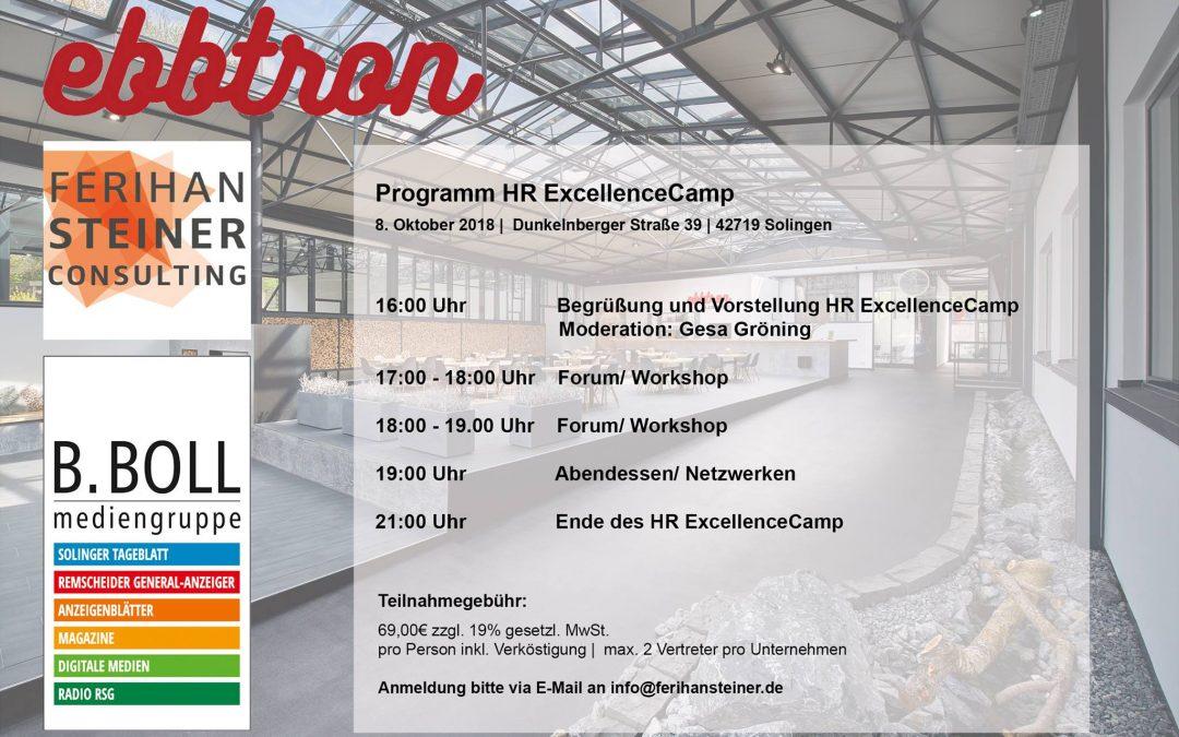 HR ExcellenceCamp im Bergischen Land
