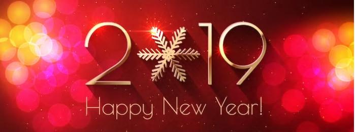 2019 – auf in ein neues Jahr!